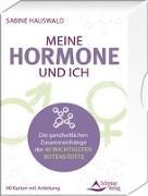 Cover-Bild zu Meine Hormone und ich - Die ganzheitlichen Zusammenhänge von Hauswald, Sabine