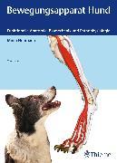 Cover-Bild zu Bewegungsapparat Hund (eBook) von Hohmann, Mima