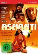 Cover-Bild zu Ashanti von Michael Caine (Schausp.)