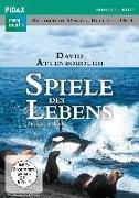 Cover-Bild zu Spiele des Lebens von David Attenborough (Schausp.)