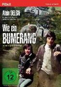 Cover-Bild zu Wie ein Bumerang von Alain Delon (Schausp.)
