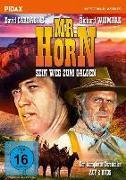 Cover-Bild zu Mr. Horn - Sein Weg zum Galgen von Jack Sparrett (Reg.)
