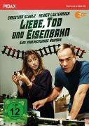 Cover-Bild zu Liebe, Tod und Eisenbahn von Christina Scholz (Schausp.)