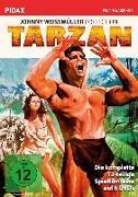Cover-Bild zu Tarzan - Johnny Weissmüller Collection von Johnny Weissmüller (Schausp.)
