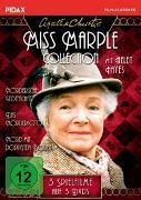 Cover-Bild zu Agatha Christie: Miss Marple Collection von Helen Hayes (Schausp.)