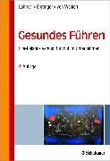 Cover-Bild zu Gesundes Führen (eBook) von Sprenger, Bernd