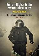 Cover-Bild zu Weston, Burns H. (Hrsg.): Human Rights in the World Community