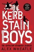 Cover-Bild zu Kerb-Stain Boys (eBook) von Wheatle, Alex