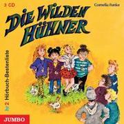 Cover-Bild zu Funke, Cornelia: Die Wilden Hühner