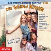 Cover-Bild zu Funke, Cornelia: Die Wilden Hühner. 2 CDs