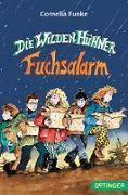 Cover-Bild zu Funke, Cornelia: Die Wilden Hühner - Fuchsalarm