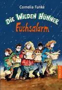Cover-Bild zu Funke, Cornelia: Die Wilden Hühner. Fuchsalarm