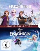 Cover-Bild zu Die Eiskönigin 1 & 2 Multipack von Buck, Chris (Reg.)