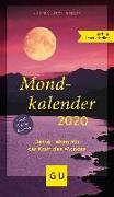 Cover-Bild zu Mondkalender 2020 von Lutzenberger, Andrea
