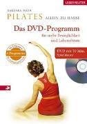Cover-Bild zu Pilates allein zu Hause - das DVD-Programm von Mayr, Barbara