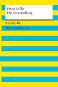 Cover-Bild zu Kafka, Franz: Die Verwandlung. Textausgabe mit Kommentar und Materialien