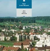 Cover-Bild zu Stadtbibliothek Winterthur (Hrsg.): Seen in der Neuzeit