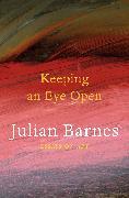 Cover-Bild zu Barnes, Julian: Keeping an Eye Open (eBook)