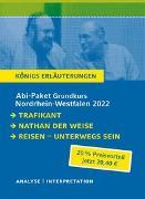 Cover-Bild zu Lessing, Gotthold Ephraim: Abitur Deutsch NRW 2022 GK - Königs Erläuterungen - Paket