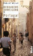 Cover-Bild zu Gebrauchsanweisung für Portugal von Nickel, Eckhart