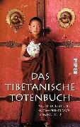 Cover-Bild zu Das Tibetanische Totenbuch von Hauf, Monika (Hrsg.)