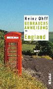 Cover-Bild zu Gebrauchsanweisung für England von Ohff, Heinz