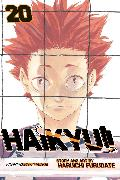 Cover-Bild zu Haruichi Furudate: Haikyu!!, Vol. 20