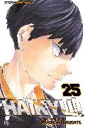 Cover-Bild zu Haruichi Furudate: Haikyu!! , Vol. 25