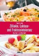 Cover-Bild zu Zöliakie, Laktose- und Fruktoseintoleranz von Gruber, Tanja