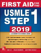 Cover-Bild zu First Aid for the USMLE Step 1 2019, Twenty-Ninth Edition von Le, Tao