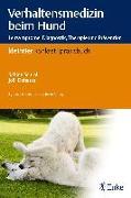 Cover-Bild zu Verhaltensmedizin beim Hund von Schroll, Sabine