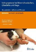 Cover-Bild zu Leitsymptome bei Meerschweinchen, Chinchilla und Degu (eBook) von Ewringmann, Anja