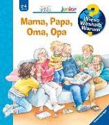 Cover-Bild zu Mama, Papa, Oma, Opa von Erne, Andrea