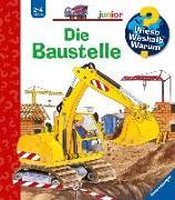 Cover-Bild zu Die Baustelle von Schuld, Kerstin M.