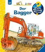 Cover-Bild zu Der Bagger von Erne, Andrea