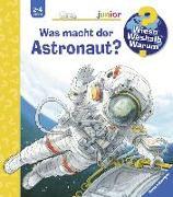 Cover-Bild zu Was macht der Astronaut? von Nieländer, Peter