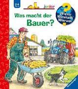 Cover-Bild zu Was macht der Bauer? von Mennen, Patricia