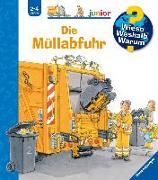 Cover-Bild zu Die Müllabfuhr von Nieländer, Peter
