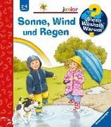 Cover-Bild zu Sonne, Wind und Regen von Mennen, Patricia