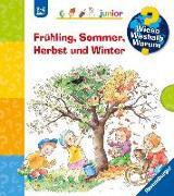 Cover-Bild zu Frühling, Sommer, Herbst und Winter (Schuber) von Erne, Andrea