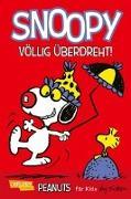 Cover-Bild zu Schulz, Charles M.: Peanuts für Kids 5: Snoopy: Völlig überdreht!