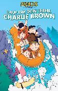 Cover-Bild zu Scott, Vicki: Peanuts 14: Lauf um dein Leben, Charlie Brown (eBook)