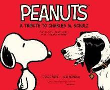 Cover-Bild zu Schulz, Charles M.: Peanuts: A Tribute to Charles M. Schulz (eBook)