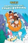 Cover-Bild zu Schulz, Charles M.: Race for Your Life, Charlie Brown! Original Graphic Novel (eBook)