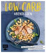 Cover-Bild zu Low Carb Abendessen
