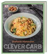Cover-Bild zu Clever Carb von Hiekmann, Stefanie