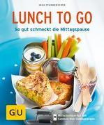 Cover-Bild zu Lunch to go von Pfannebecker, Inga