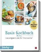 Cover-Bild zu mein ZauberTopf mixt! Basis Kochbuch