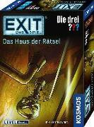 Cover-Bild zu Brand, Inka: EXIT - Das Haus der Rätsel