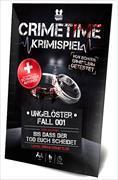 Cover-Bild zu CRIMETIME - Fall 001 - Bis dass der Tod euch scheidet